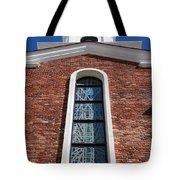 Brick Church Tote Bag