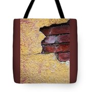 Brick Exposed Tote Bag