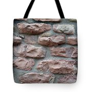 Brick Grungy Texture Tote Bag
