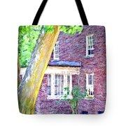 Brick House Three Tote Bag