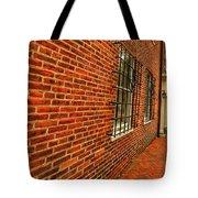 Brick Houses Tote Bag