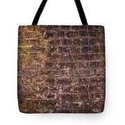 Vine Up A Brick Wall  Tote Bag