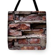 Brickbats Tote Bag by Tim Good