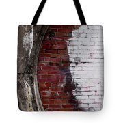 Bricked In Tote Bag by Tim Good