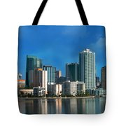 Brickell Skyline 2 Tote Bag
