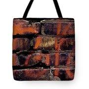 Bricks And Graffiti Tote Bag by Tim Good