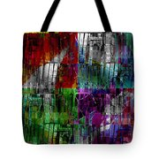 Bricks In The Wall Tote Bag