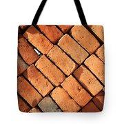 Bricks Made From Adobe Tote Bag