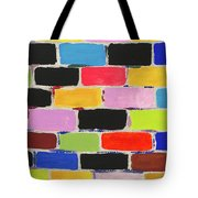Bricks Of Life Tote Bag
