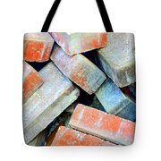 Bricks. Tote Bag