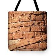 Bricks Spiraling Tote Bag