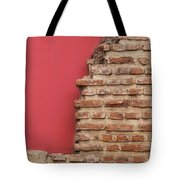 Bricks, Stones, Mortar And Walls - 3 Tote Bag
