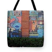 Bricktown Mosaics Tote Bag