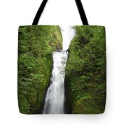 Bridal Veil Falls - Oregon Tote Bag