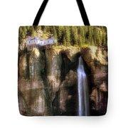 Bridal Veil Falls Power Plant - Telluride - Colorado Tote Bag