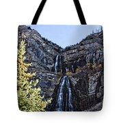 Bridal Veil Falls Provo Utah Tote Bag