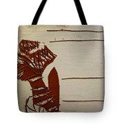 Bride 1 - Tile Tote Bag