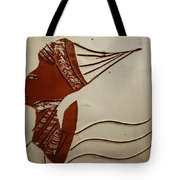 Bride 3 - Tile Tote Bag