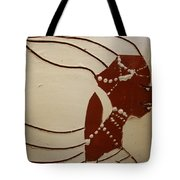 Bride 6 - Tile Tote Bag