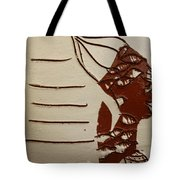 Bride 8 - Tile Tote Bag