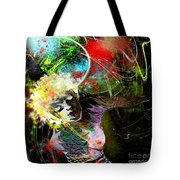 Bride Of Halos Tote Bag