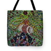 Bride Of Mountains And Meadows Tote Bag