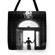 Bride Silhouette  Tote Bag
