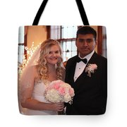 Brideandgroom Tote Bag
