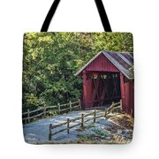 Bridge Across Time Tote Bag