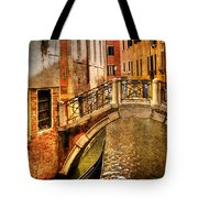 Bridge Ahead Tote Bag