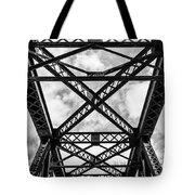 Bridge And Sky Tote Bag