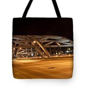 Bridge At Night Tote Bag