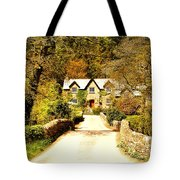 Bridge Cottage Tote Bag