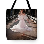 Bridge Dancer Tote Bag