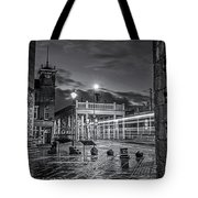 Bridge Hotel Tote Bag