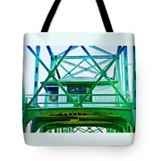 Bridge House Tote Bag
