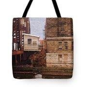 Bridge House Tote Bag