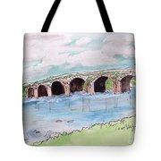 Bridge In Ireland Tote Bag
