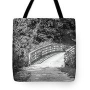 Bridge In The Path I Tote Bag