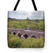Caragh Bridge Near Killorglin Tote Bag
