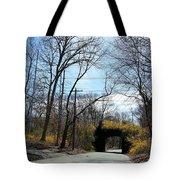 Bridge Of Colors Tote Bag