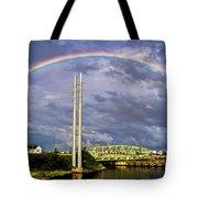 Bridge Of Hope Tote Bag