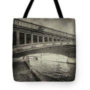 Bridge Of L'archeveche Tote Bag