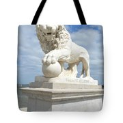 Bridge Of Lions II Tote Bag