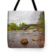 Bridge Of Orchy Argyll Bute Tote Bag