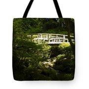 Bridge Of Peace Tote Bag
