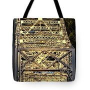 Bridge Of The Gods Tote Bag