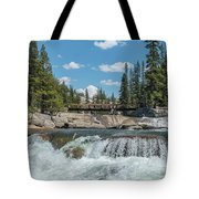 Bridge On The Pct Tote Bag