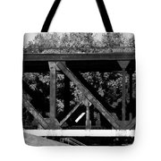 Bridge On The Waterfront Tote Bag