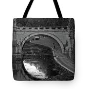 Bridge Over The Tiber Tote Bag